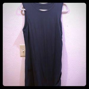 Lululemon rouched dress